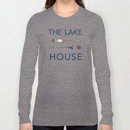 The Lake House Long Sleeve T-shirt