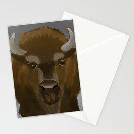 Where the Buffaloes Roam Stationery Cards