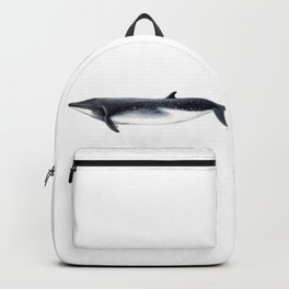 Bryde´s whale Backpack