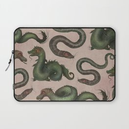 Sea Serpents Laptop Sleeve