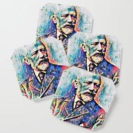 Pyotr Ilyich Tchaikovsky (1840-1893) Coaster