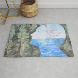 I Think This Is Called Healing Rug