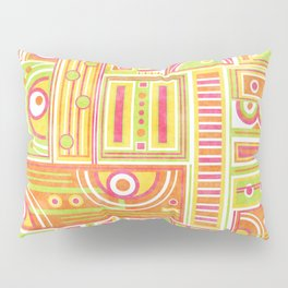 Instrumental Pillow Sham