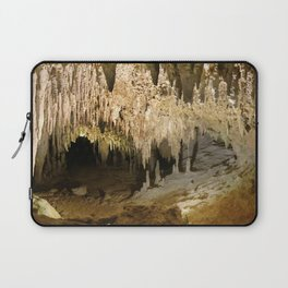 341 - Abstract cave design Laptop Sleeve