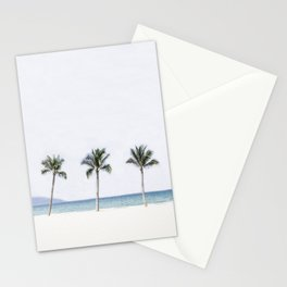 Palm trees 6 Stationery Cards