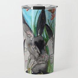 Bunny Mommy Travel Mug