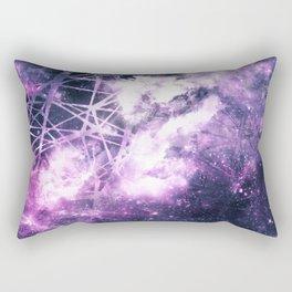 ε Purple Aquarii Rectangular Pillow