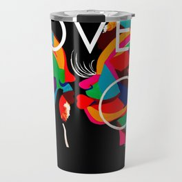UNCONDITONAL LOVE Travel Mug