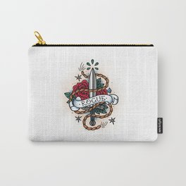 Rogue - Vintage D&D Tattoo Carry-All Pouch