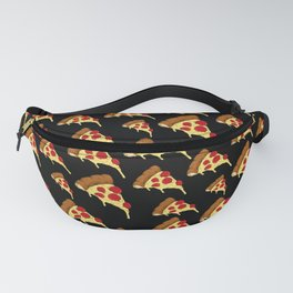 Pizza Time Pattern Fanny Pack