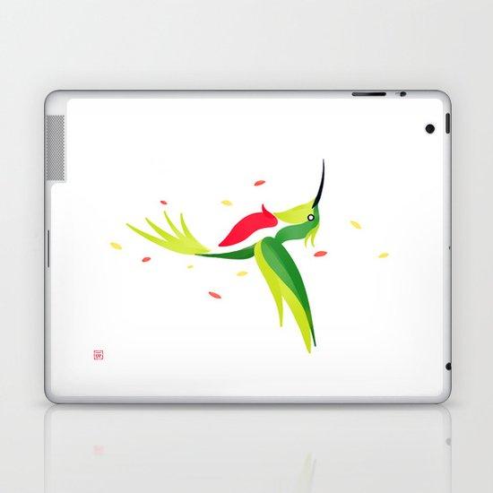 Hummingbird 2 Laptop & iPad Skin