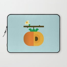 Fruit: Persimmon Laptop Sleeve
