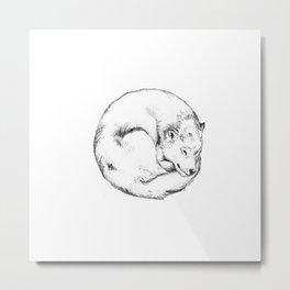 Fullmoon Metal Print