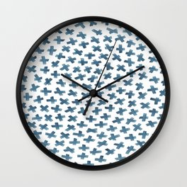 Molecule6 Wall Clock