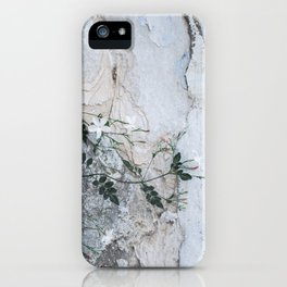 Growth - Nature Photography iPhone Case