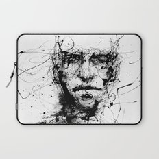 lines hold the memories Laptop Sleeve