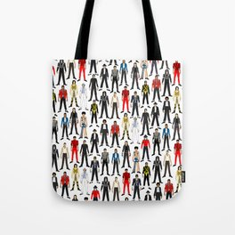 Beat IT Pattern Tote Bag