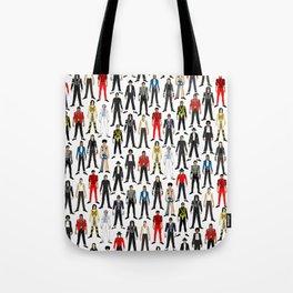 Beat IT Pattern Tote Bag