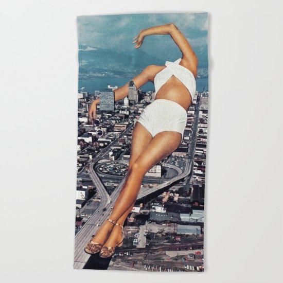 Urban D3 Beach Towel
