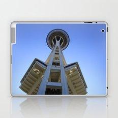 Space Needle Laptop & iPad Skin