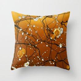 Peanut Brittle 1 Throw Pillow