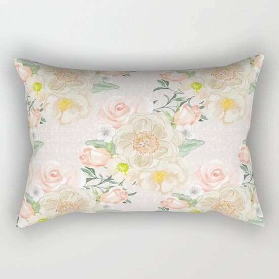 Spring is in the air #25 Rectangular Pillow
