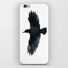 Onward Crow iPhone Skin