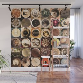 'round Austin, Texas part one..(6x6up) Wall Mural