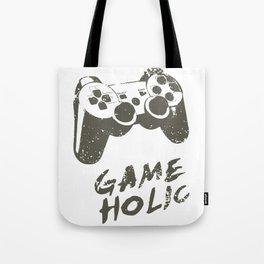 GAME HOLIC Tote Bag