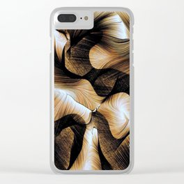 Rebellious Clear iPhone Case