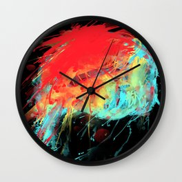 Cerebrain ene Wall Clock