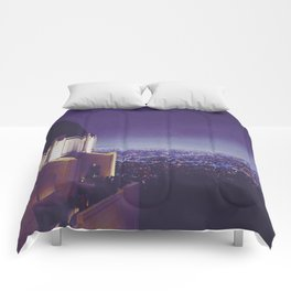 Observing the City Comforters