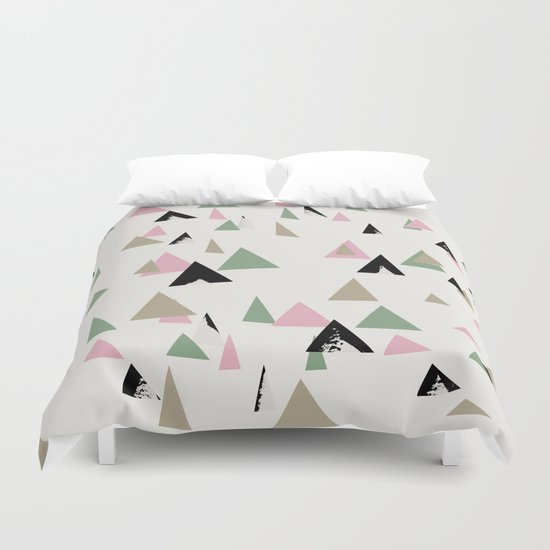 MTriangle Duvet Cover