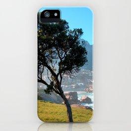 Ocean & Tree iPhone Case