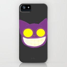 GhostKat Lineless head iPhone Case