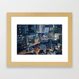 Asia 25 Framed Art Print