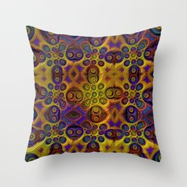 Long, Strange Trip Throw Pillow