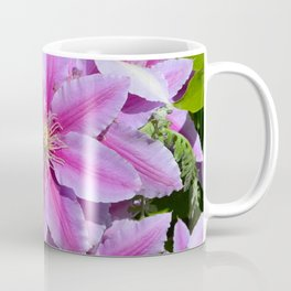 Burst of pink by Teresa Thompson Coffee Mug