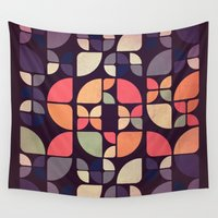 joy Wall Tapestries featuring Joy by VessDSign