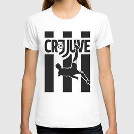 CR7 Ronaldo Juve Juventus T-shirt