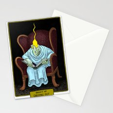 Ghost of Christmas Past Stationery Cards