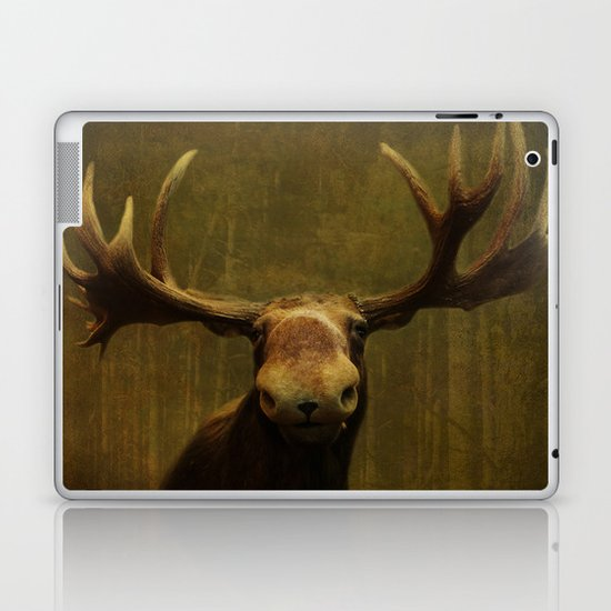In Your Face Laptop & iPad Skin