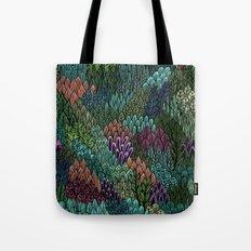 July Leaves Tote Bag