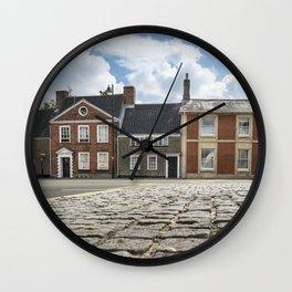 Market Square Wall Clock