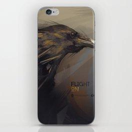 Flight On iPhone Skin