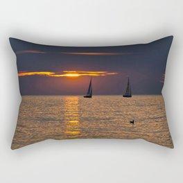 BALTIC SUNSET SOUND Rectangular Pillow