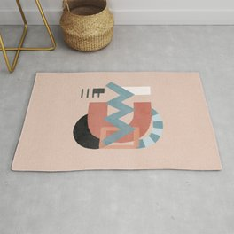 Chemistry and connection Rug