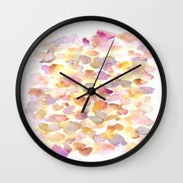 150725 My Happy Bubbles 29 Wall Clock