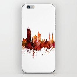 Vienna Austria Skyline iPhone Skin