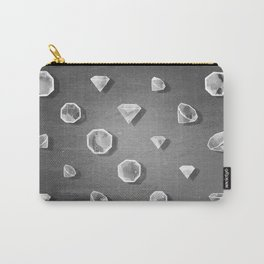 Diamantes Carry-All Pouch